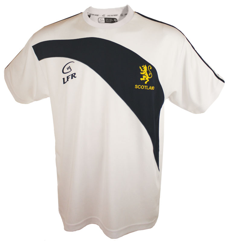 f8670ebed Scotland Rampant Lion Breathable T-Shirt